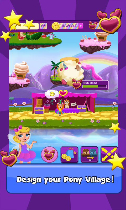 Pony Village Friendship Town- screenshot