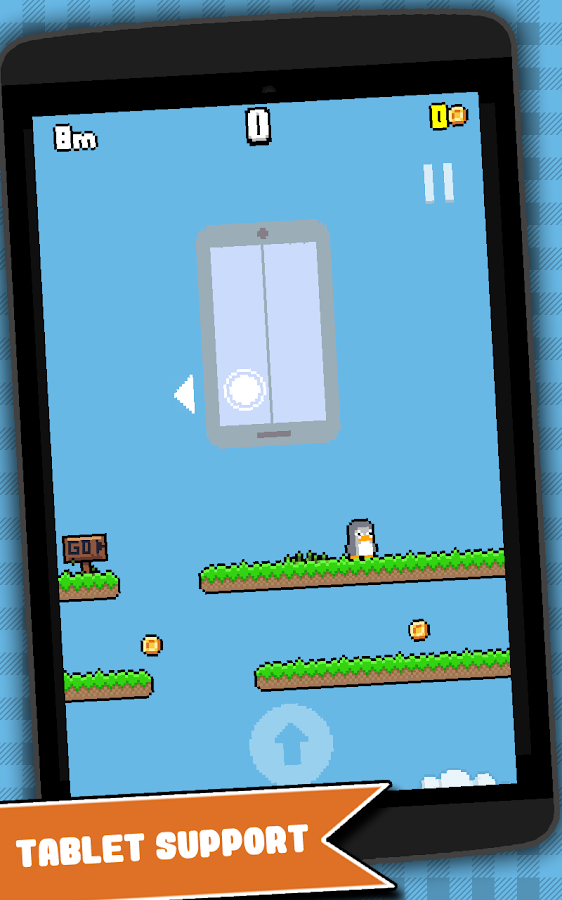 Super Penguin- screenshot
