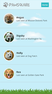 Pawsquare- screenshot thumbnail