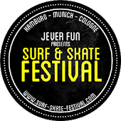 Surf & Skate Festival Tablet