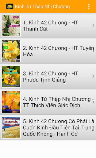 Kinh Tu Thap Nhi Chuong