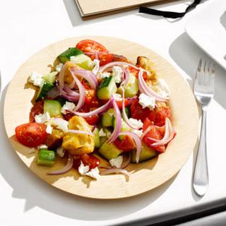 Panzanella Lunch Recipe