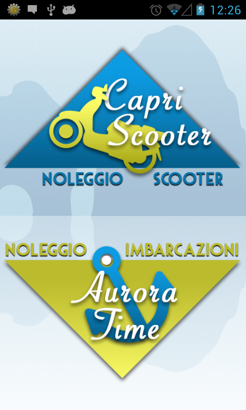 Capri Scooter e Aurora Time - screenshot