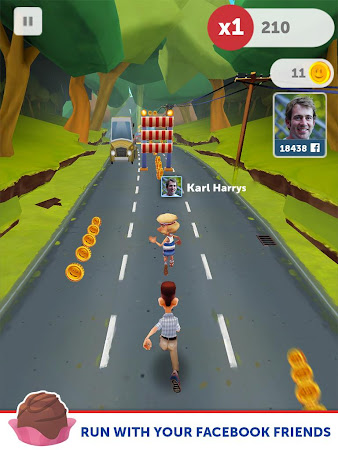 Run Forrest Run  Official Game 1.5.2 screenshot 38092