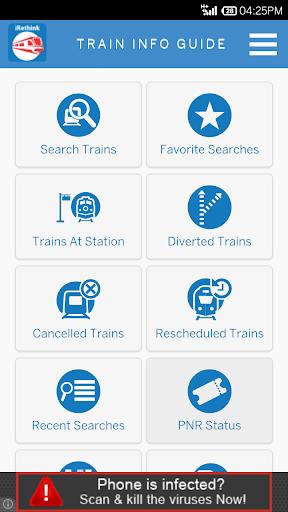 Train Info Guide