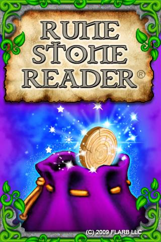 Rune Stone Reader® - screenshot