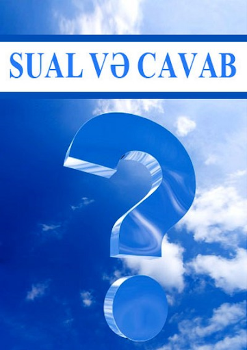 Sual ve Cavab