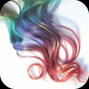 改變頭髮顏色照片 攝影 LOGO-阿達玩APP