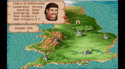 Defender of the Crown Screenshot 6