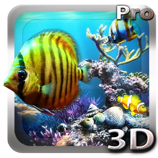 Tropical Ocean 3D LWP app for Android