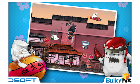 Ninja Toss Screenshot 5