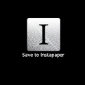 Save to Instapaper logo