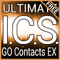 Orange ICS GO Contacts Theme logo