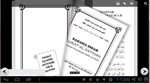 Rahasia Al-Fatihah Indonesia