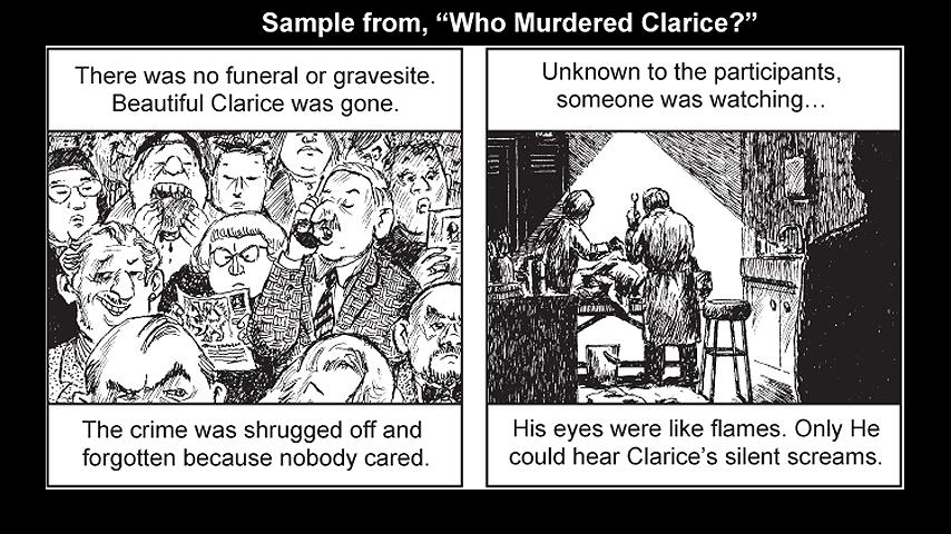 Chick Tracts 2 - English- screenshot