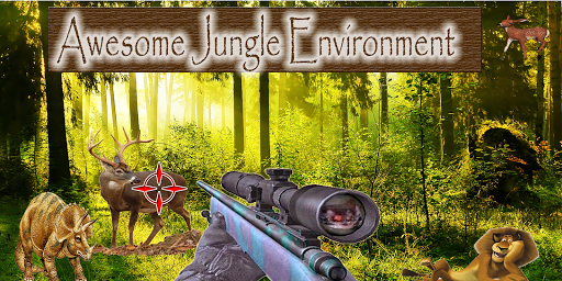 Jungle Deer Hunting Quest