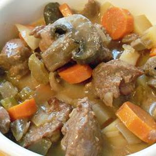 Slow Cooker Beef Stew III.