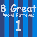 8 Great Word Patterns Level 1 icon