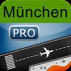 Flughafen München (MUC) Radar Flug-Tracker icon