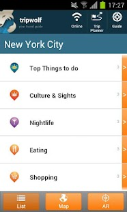 New York City Highlights Guide - screenshot thumbnail