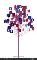 Screenshot of Binary Tree Live Wallpaper