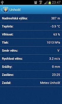 Meteoradar In-počasí