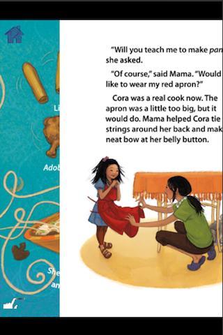 Cora Cooks Pancit-Shen's Books- screenshot