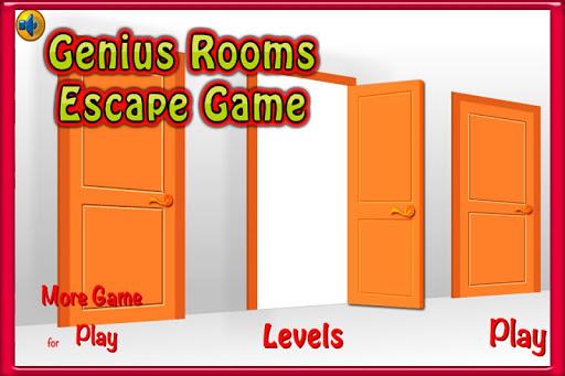 Genius Rooms Escape Game