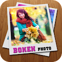 Photo Editor Bokeh icon
