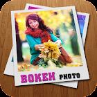 Photo Editor Bokeh icon