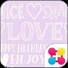 Cute Theme-LVE- icon