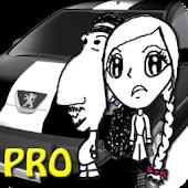 Peugeot 107 Stripes PRO