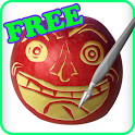 Fruit Draw Free: Sculpt Fruits icon