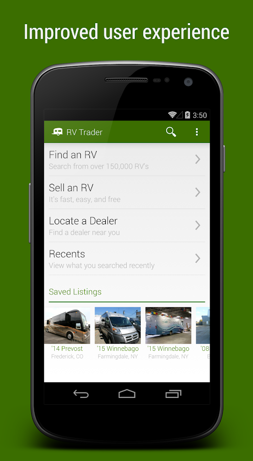 RV Trader- screenshot