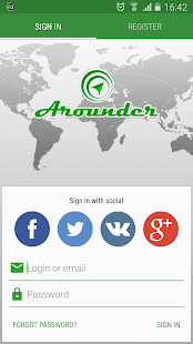 Arounder: The World around - screenshot thumbnail