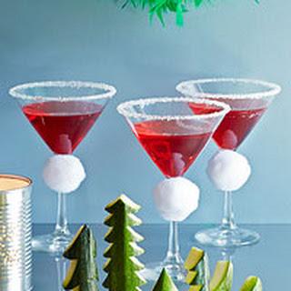 Tipsy Santa Cocktail.
