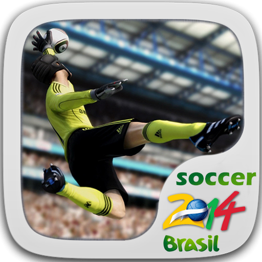 Soccer Football Super Game LOGO-APP點子