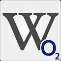 Wikipedia - Zusammen mit o2 icon