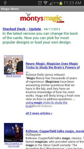 【免費娛樂App】Magic-APP點子