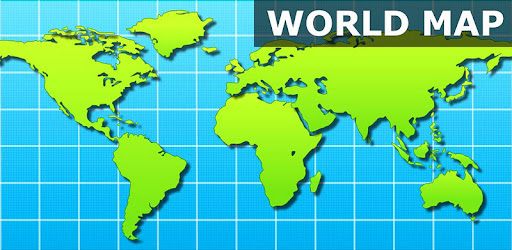 World Map 2019 FREE   Apps on Google Play