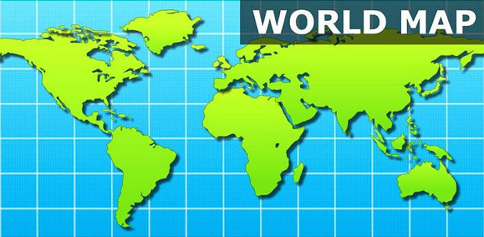 World Map 2013 FREE - Android Apps on Google Play