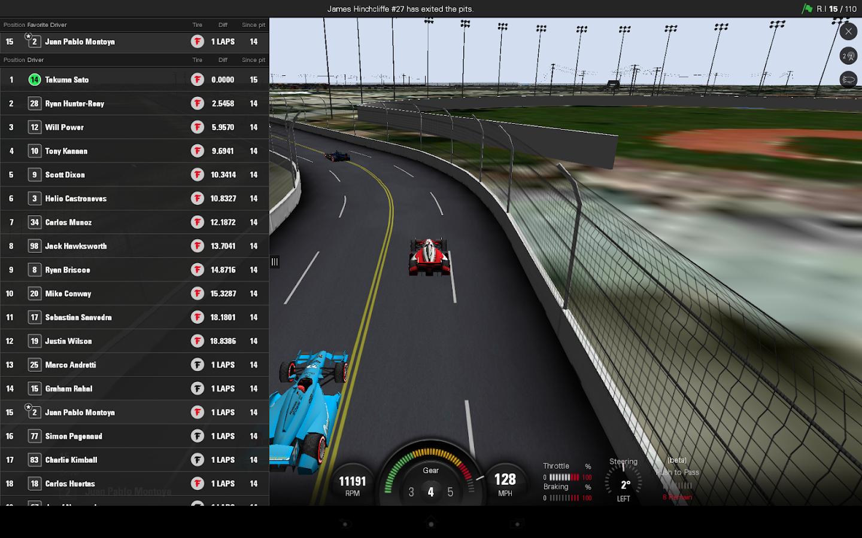 INDYCAR 15 - screenshot