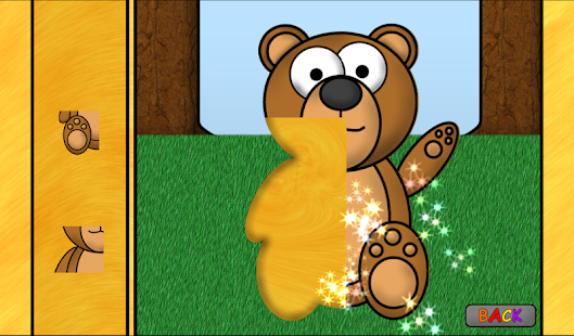Animal Games for Kids: Puzzles- screenshot thumbnail