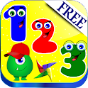 Kids Counting 123 Preschool icon