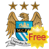 Manchester City Flag HD Lite