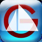 Geo-wind icon