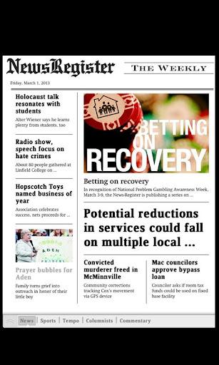 News-Register Weekly