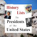 U.S. President's Lists icon