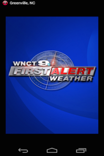 WNCT Weather - screenshot thumbnail