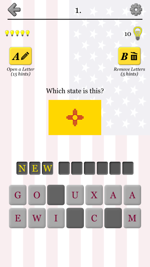 50 US States: Capitals & Flags - Android Apps on Google Play